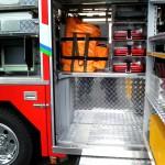 消防車に搭載